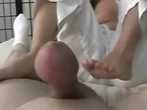 Sexy foot fetish sex videos. Footjob sex movies. Oily footjob and amazing footjob.