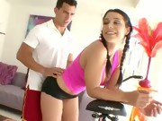 Gym xxx video. Trainer fuck all the girls in the gym. Free gym sex for you.