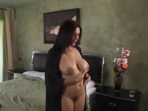 Husband porn clips. Husband fucks his wife hard in the ass. A threesome with husband.